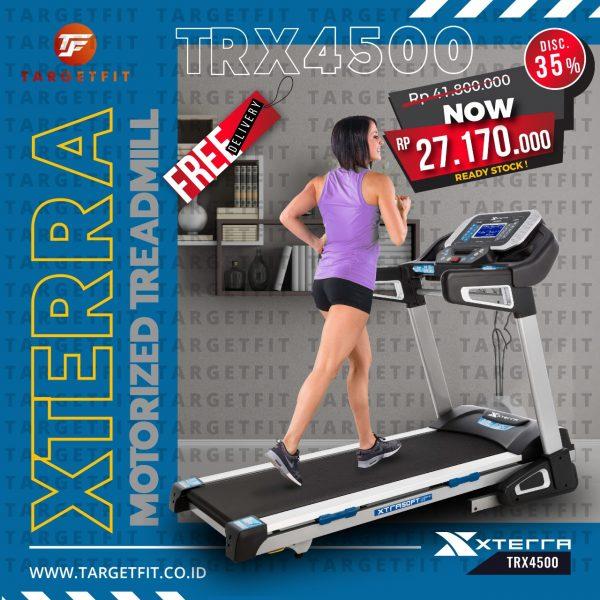 xterra trx4500 treadmill