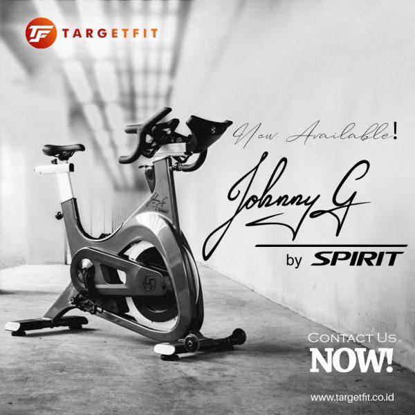 Spirit Johnny G Bike Banner