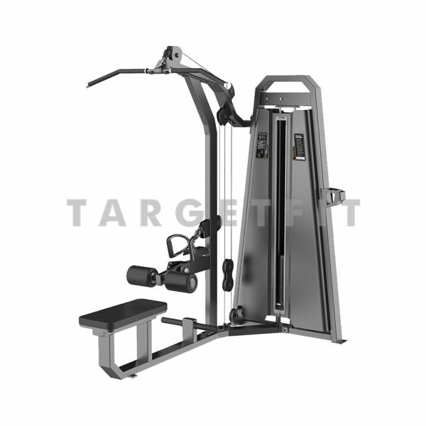 DHZ Lat and Pulley Machine E3085