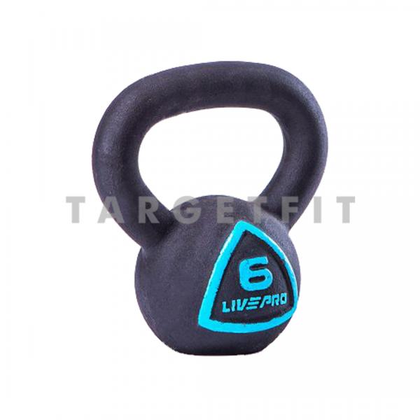 Livepro Kettlebell LP8041 6kg